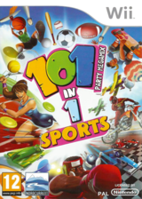 101-in-1 Sports Party Megamix pochette Wii (SOIPHZ)
