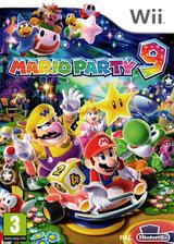 Mario Party 9 pochette Wii (SSQP01)