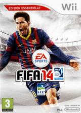 FIFA 14 - Édition Essentielle pochette Wii (SVHX69)