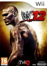 WWE '12 pochette Wii (SW6P78)