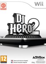 DJ Hero 2 pochette Wii (SWBP52)