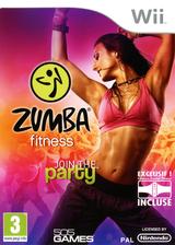 Zumba Fitness pochette Wii (SZ5PGT)