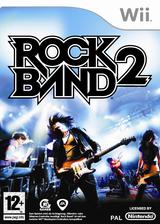 Rock Band 2 pochette Wii (SZAP69)