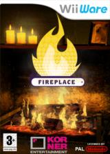 My Fireplace pochette WiiWare (W2YP)