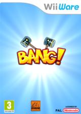 Bang Attack pochette WiiWare (WBGP)