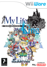 Final Fantasy Crystal Chronicles : My Life as a King pochette WiiWare (WFCP)