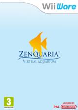 Zenquaria L'aquarium Virtuel pochette WiiWare (WGPP)