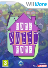 Home Sweet Home pochette WiiWare (WH3P)
