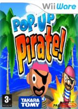 Pop-Up Pirates! pochette WiiWare (WKKP)