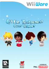 Little Tournament Over Yonder pochette WiiWare (WLLP)