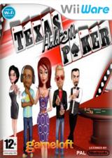 Texas Hold'Em Poker pochette WiiWare (WPKP)