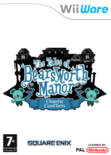 The Tales of Bearsworth Manor - Chaotic Conflicts pochette WiiWare (WPVP)