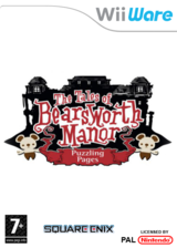 The Tales of Bearsworth Manor - Puzzling Pages pochette WiiWare (WZZP)