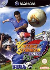 Virtua Striker 3 Ver. 2002 GameCube cover (GVSP8P)