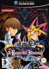 Yu-Gi-Oh! Il Regno dell'Illusione GameCube cover (GYFPA4)