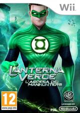 Lanterna Verde: L'ascesa dei Manhunters Wii cover (R3LPWR)