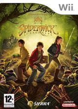 Spiderwick: Le Cronache Wii cover (R48P7D)