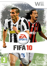 FIFA 10 Wii cover (R4RY69)