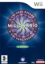 Chi Vuol Essere Milionario: 1a Edizione Wii cover (R55P41)