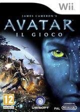 James Cameron's Avatar: Il Gioco Wii cover (R5VP41)