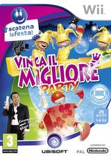 Vinca il Migliore Party Wii cover (R7ZP41)