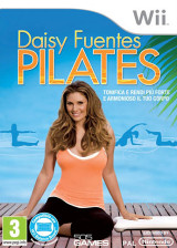 Daisy Fuentes Pilates Wii cover (R8ZPGT)