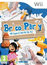 Brico Party: Gli Esperti Del Fai Da Te Wii cover (R9EPNP)