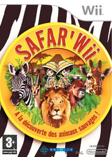 SAFAR'Wii Wii cover (RD6PNP)