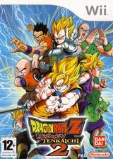 Dragon Ball Z: Budokai Tenkaichi 2 Wii cover (RDBPAF)