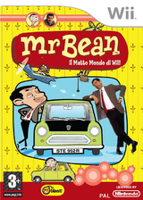 Mr Bean: il Matto Mondo di Wii Wii cover (REBPMT)