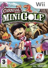 Carnival Games: Mini Golf Wii cover (RG9P54)