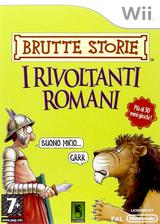 Brutte Storie: I Rivoltanti Romani Wii cover (RIOPSU)
