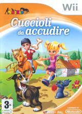Cuccioli da accudire Wii cover (RMNPFR)