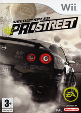 Need for Speed: Pro Street Wii cover (RNPP69)
