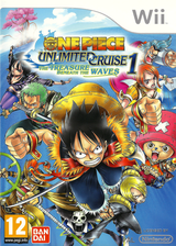 One Piece Unlimited Cruise 1: Il Tesoro Sommerso Wii cover (ROUPAF)