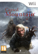 Cursed Mountain Wii cover (RQ6XKM)