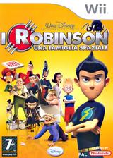 I Robinson: Una Famiglia Spaziale Wii cover (RRSP4Q)