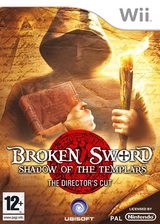 Broken Sword: Il Segreto dei Templari - The Director's Cut Wii cover (RSJP41)