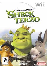 Shrek Terzo Wii cover (RSKP52)