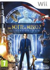 Una Notte Al Museo 2: Il VideoGioco Wii cover (RU7X5G)