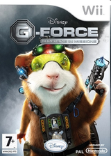 G-Force: Superspie in missione Wii cover (RUEX4Q)