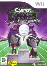 Casper Scuola Paura: Giornata di sport spaventosi Wii cover (RX4PMT)