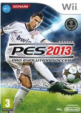 Pro Evolution Soccer 2013 Wii cover (S3IYA4)