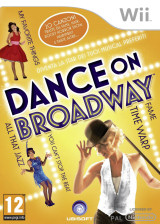 Dance on Broadway Wii cover (SBYP41)