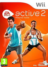 EA Sports Active 2 Wii cover (SE2P69)