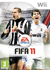FIFA 11 Wii cover (SELX69)