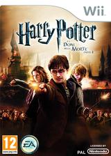Harry Potter e i Doni della Morte - Parte 2 Wii cover (SH5P69)