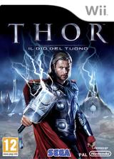 THOR: Il Dio del Tuono Wii cover (STHP8P)