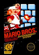 25th スーパーマリオブラザーズ VC-NES cover (FFXJ)