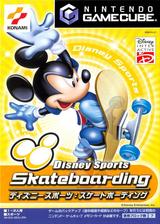 ディズニースポーツ:スケートボーディング GameCube cover (GDXJA4)